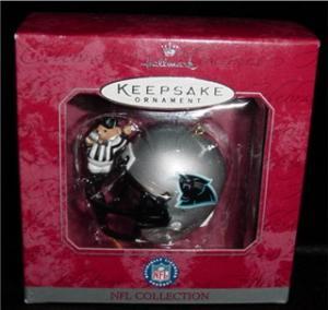 Carolina Panthers Hallmark NFL Ornament (Image1)