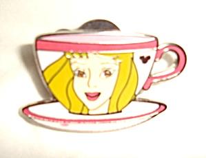 Disney Sleeping Beauty Tea Cup Pin (Image1)