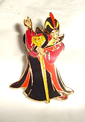Disney Jafar from Alladin Pin (Image1)