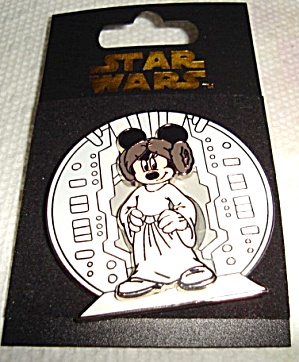 Disney Star Wars Minnie Pin