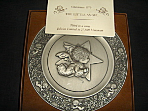 Hallmark Little Gallery Plate