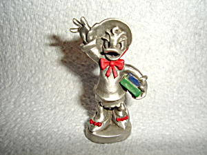 Hudson Pewter Disney Figurine