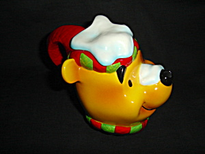 Disney Pooh Tea Pot