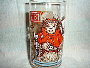 Return of the Jedi Ewok Village Glass (Image1)