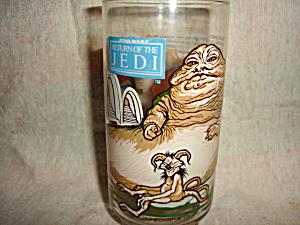 Return of the Jedi Jabba the Hutt Glass (Image1)