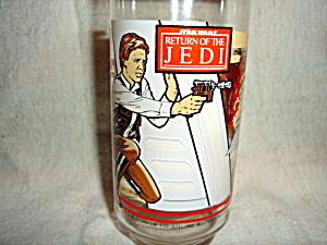 Return of the Jedi Han Solo Glass (Image1)