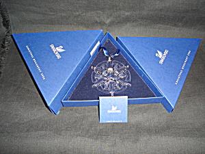 2006 Swarovski  Christmas Ornament (Image1)