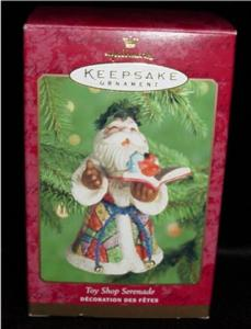 Toy Shop Serenade Hallmark Ornament (Image1)