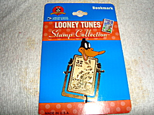Looney Tunes Daffy Book marker (Image1)