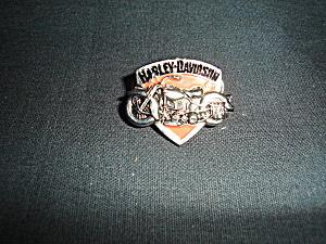Motorcycle Harley Davidson Pin (Image1)