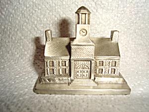 Sebastain Hudson Pewter School House (Image1)