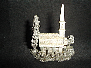 Spoontiques Pewter Church (Image1)