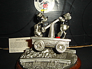 Hudson Disney Chilmark Pewter Figurine