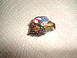 Harley Davidson Eagle Pin (Image1)