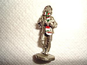 Hudson Villagers Pewter Figurine (Image1)