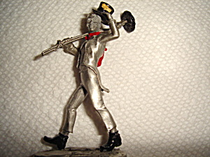 Hudson Villagers Pewter Figurine