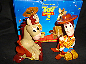 Disney Toy Story 2 Salt and Pepper Shakers (Image1)