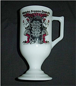Welch's Frozen Donuts Coffee Mug (Image1)