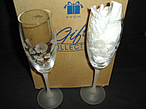 Avon Hummingbird Glasses