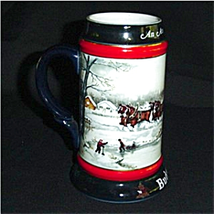 Budweiser American Tradition Series Stein (Image1)