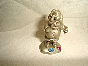 Disney Snow White Seven Dwarfs Pewter