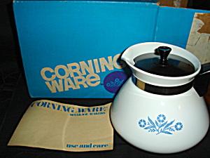 Corning Ware Tea Pot (Image1)