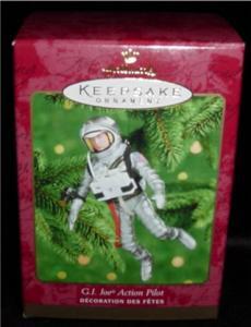 GI Joe Action Pilot Hallmark Ornament (Image1)