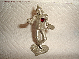 Wizard of Oz Comstock Pewter Tin Man (Image1)
