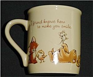 1983 Hallmark Friend Mug (Image1)