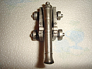 Hudson Pewter Cannon