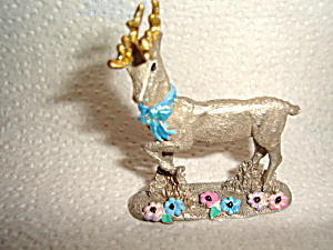 Gallo Pewter Deer (Image1)