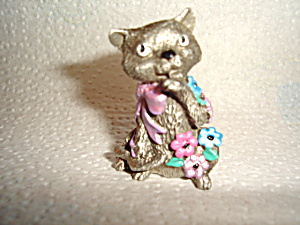 Gallow Pewter Cat