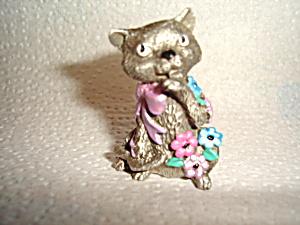 Gallo Pewter Cat (Image1)