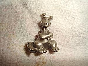 Hudson Dragon Pewter Figurine (Image1)