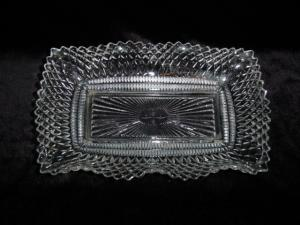 Pressed Glass Candy / Nut Dish (Image1)