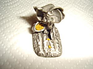 Hallmark Hudson Cheddar Cheese Mouse (Image1)