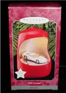 1998 Corvette Hallmark Ornament (Image1)