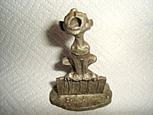Hallmark Little Gallery Love Call Pewter