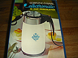 Corning Ware 10 Cup Electric Coffee Pot (Image1)