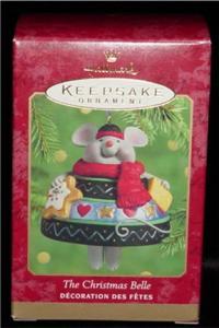 The Christmas Belle Hallmark Ornament (Image1)