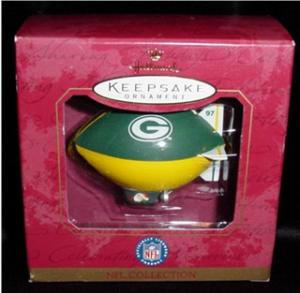 Green Bay NFL Hallmark Ornament (Image1)