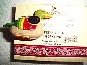 Steiff Club Pewter Duck
