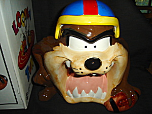 Taz Cookie Jar