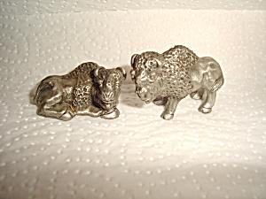 Hudson Pewter Noah's Ark Figurine (Image1)