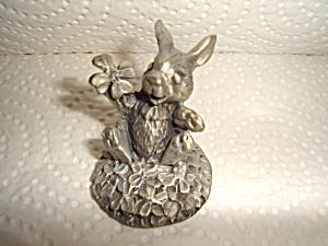 Hudson Pewter Rabbit  (Image1)