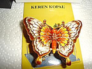 Keren Kopal Butterfly Trinket Box (Image1)