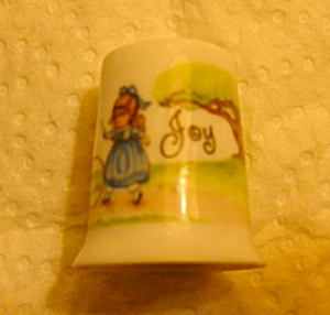 Hallmark Little Gallery Thimble