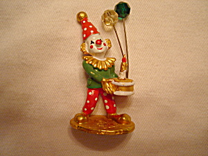 Spoontiques Pewter Clowns - Wicked Spoon