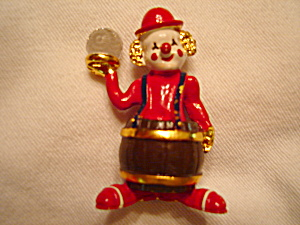 Spoontiques Pewter Clown (Image1)