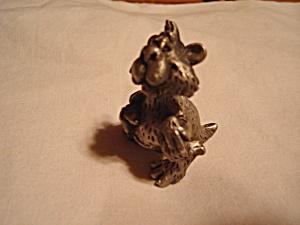 Hudson Pewter Plumvoot's Ark Figurine (Image1)